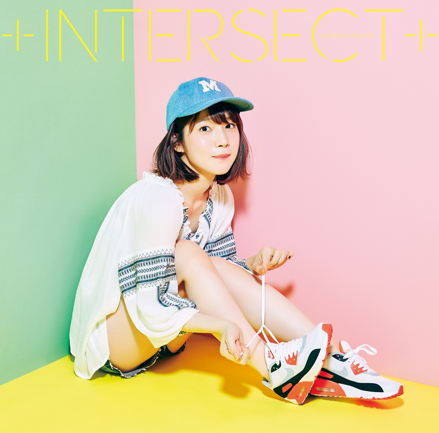 "Uchida Maaya 5th single  ""+ INTERSECT +""  Normal Edition (CD only) No.1"