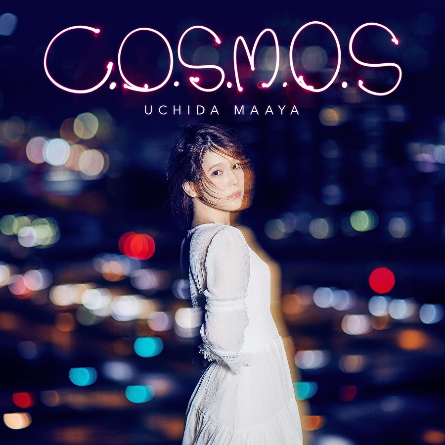 "Uchida Maaya 6th single  ""c.o.s.m.o.s"" Normal Edition (CD only)"