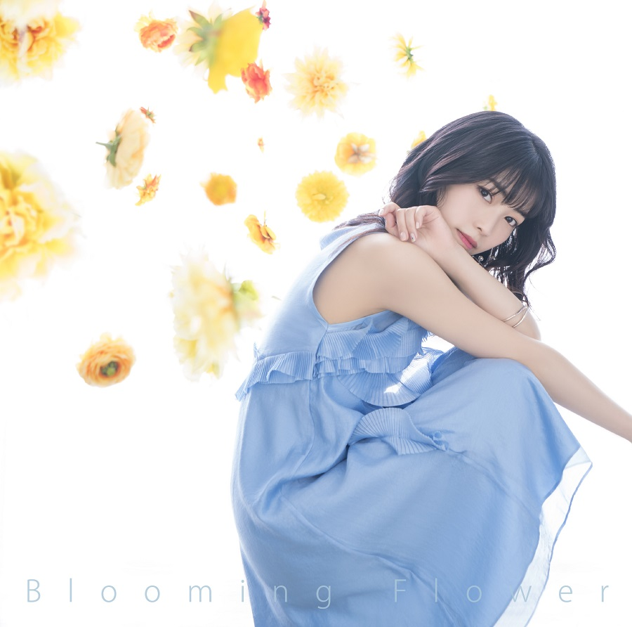 Ishihara Kaori Single Blooming Flower Normal Edition (CD only)