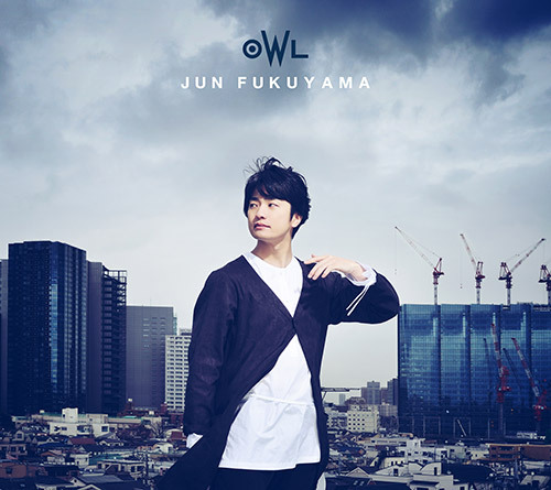 "【canime limited version】Fukuyama Jun Album ""OWL"" (CD+DVD)"