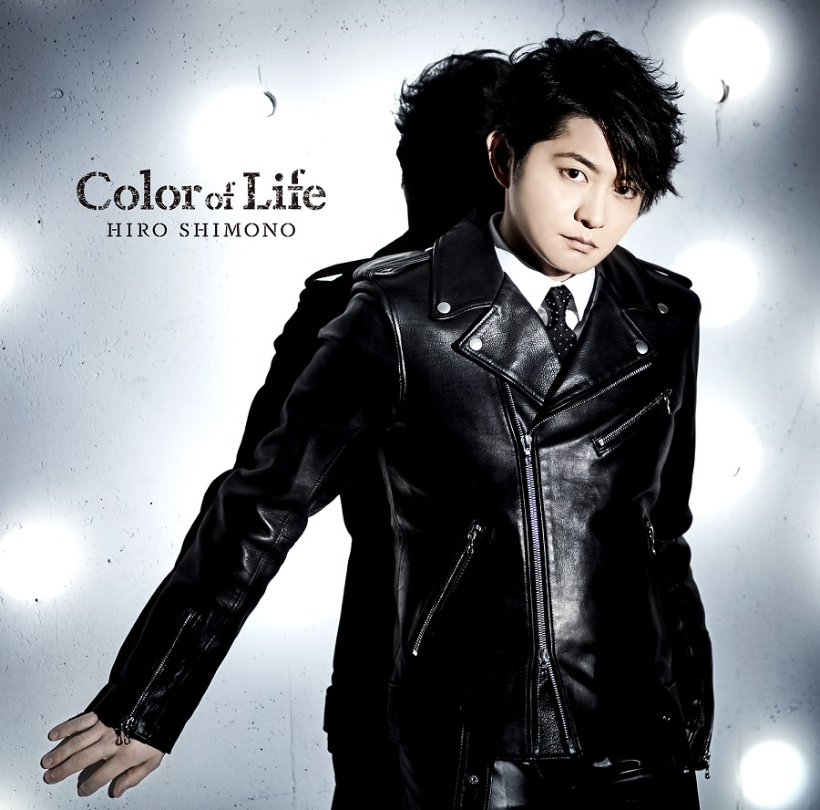 "【canime limited version】Shimono Hiro Album ""Color of Life"" (CD)"