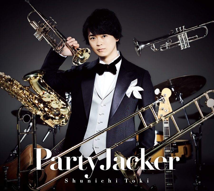 "【canime limited version】Toki Shunichi  Christmas concept album ""Party Jacker"" (CD+DVD)"