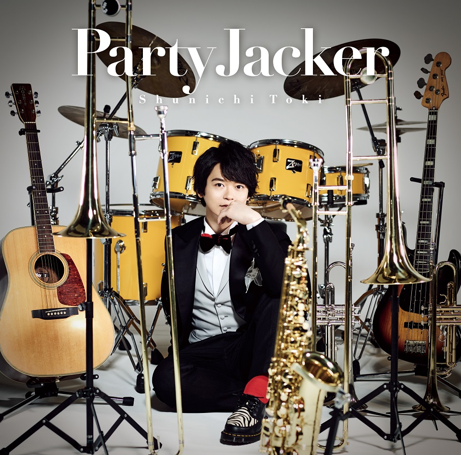 "【canime limited version】Toki Shunichi  Christmas concept album ""Party Jacker"" (CD only)"