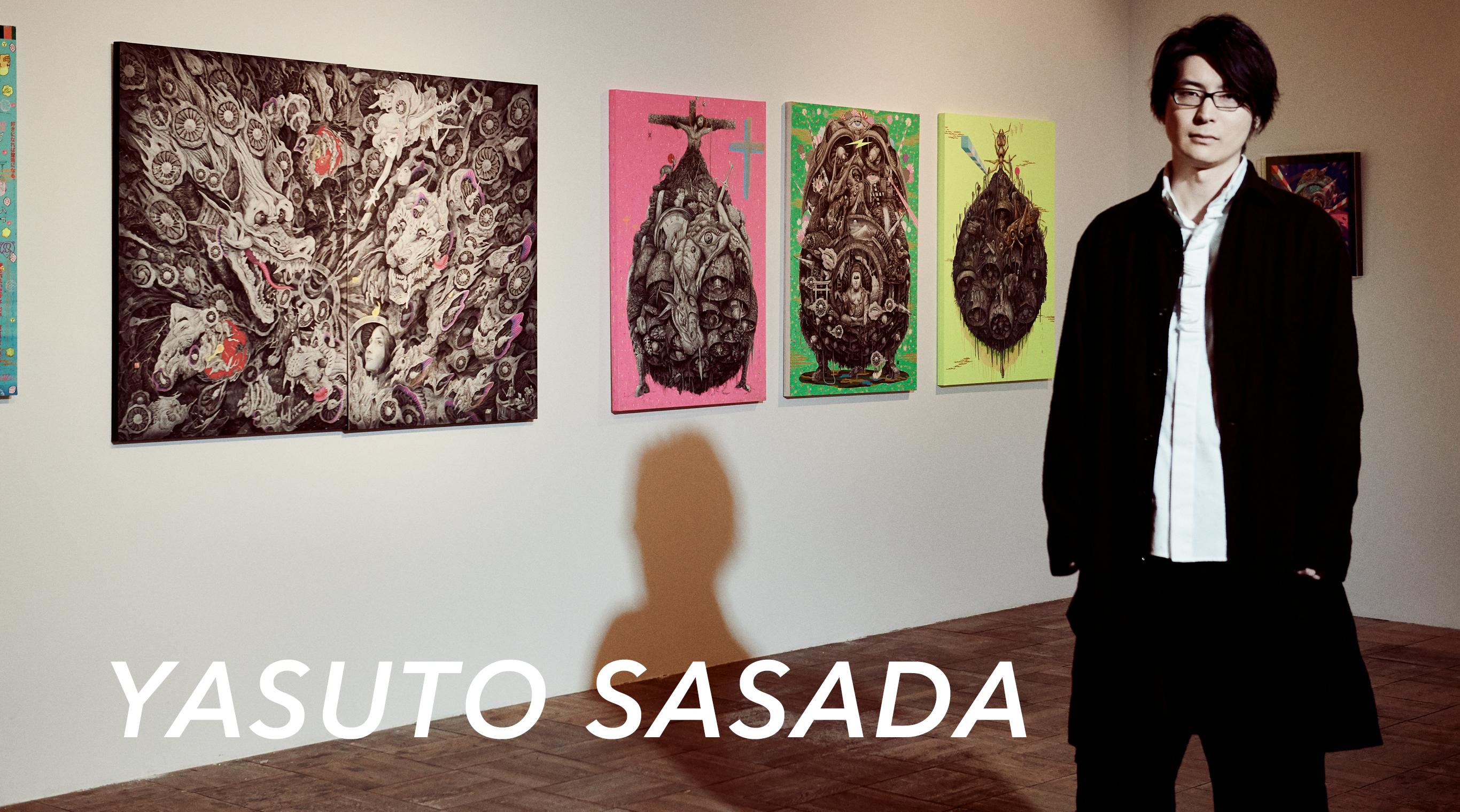 YASUTO SASADA
